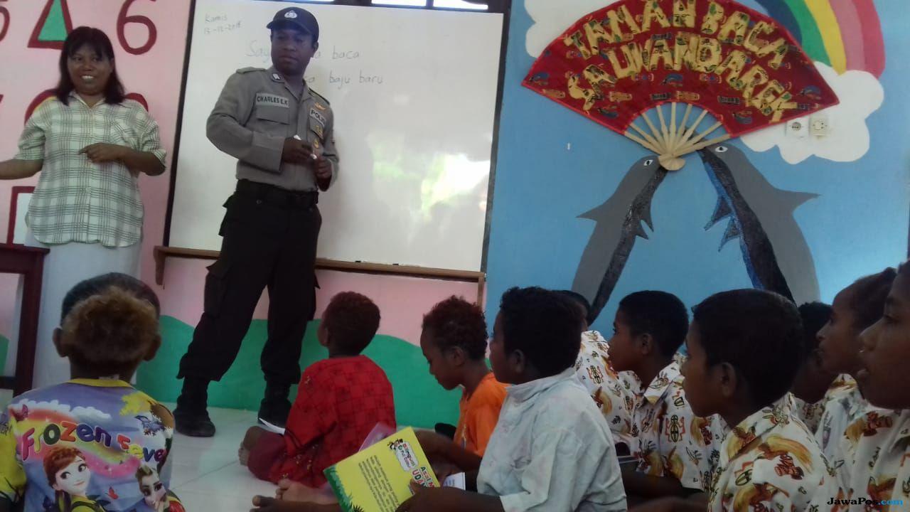 Semangat Pancasila Anak Papua di Tengah Terbatasnya Akses Pendidikan