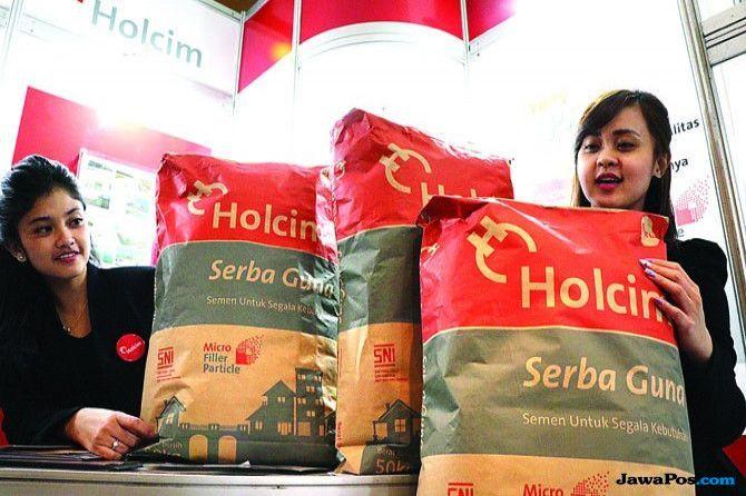 Semen Indonesia Caplok Saham Holcim Indonesia Senilai Rp 13,38 Triliun