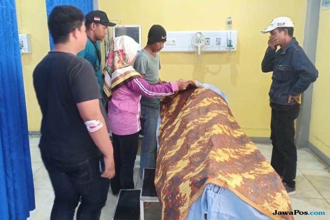 kecelakaan sekadau sintang, pensiunan TNI tewas