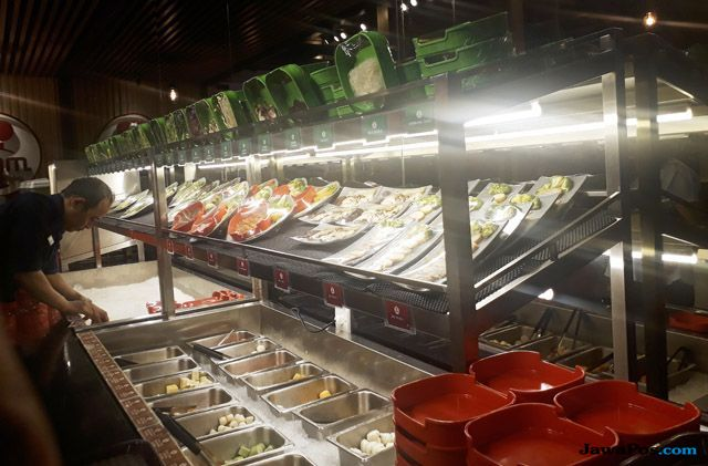 Sensasi Makan Menu Suki Sehat Rasa Khas Thailand