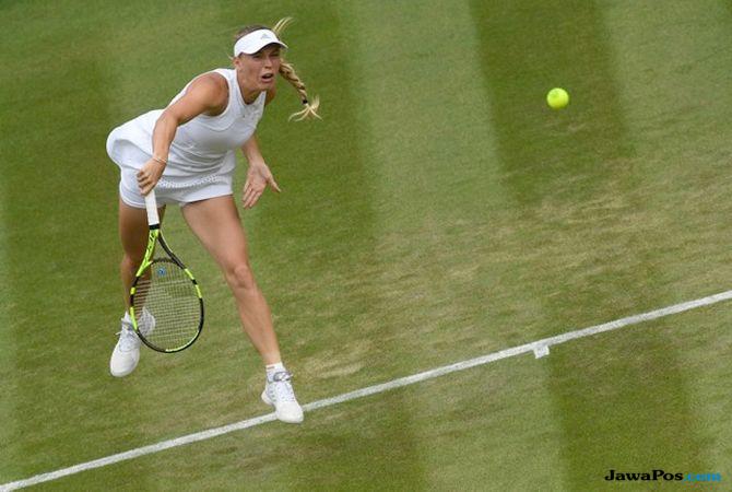 Wimbledon 2018, Caroline Wozniacki
