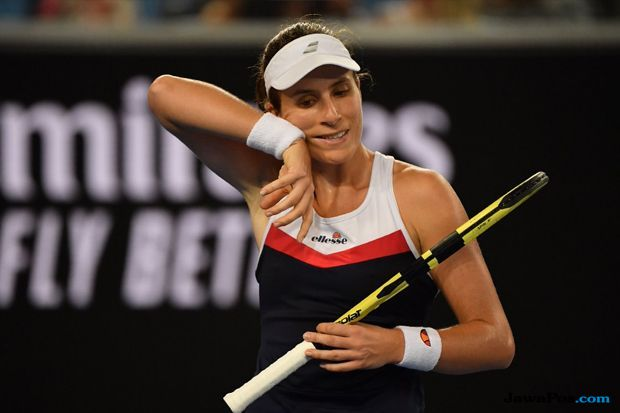 Tenis, Australia Terbuka 2019, Johanna Konta
