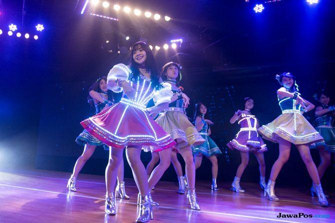 Serunya Syuting High Tension JKT48, Masuk Angin Sampai Tutup Flyover