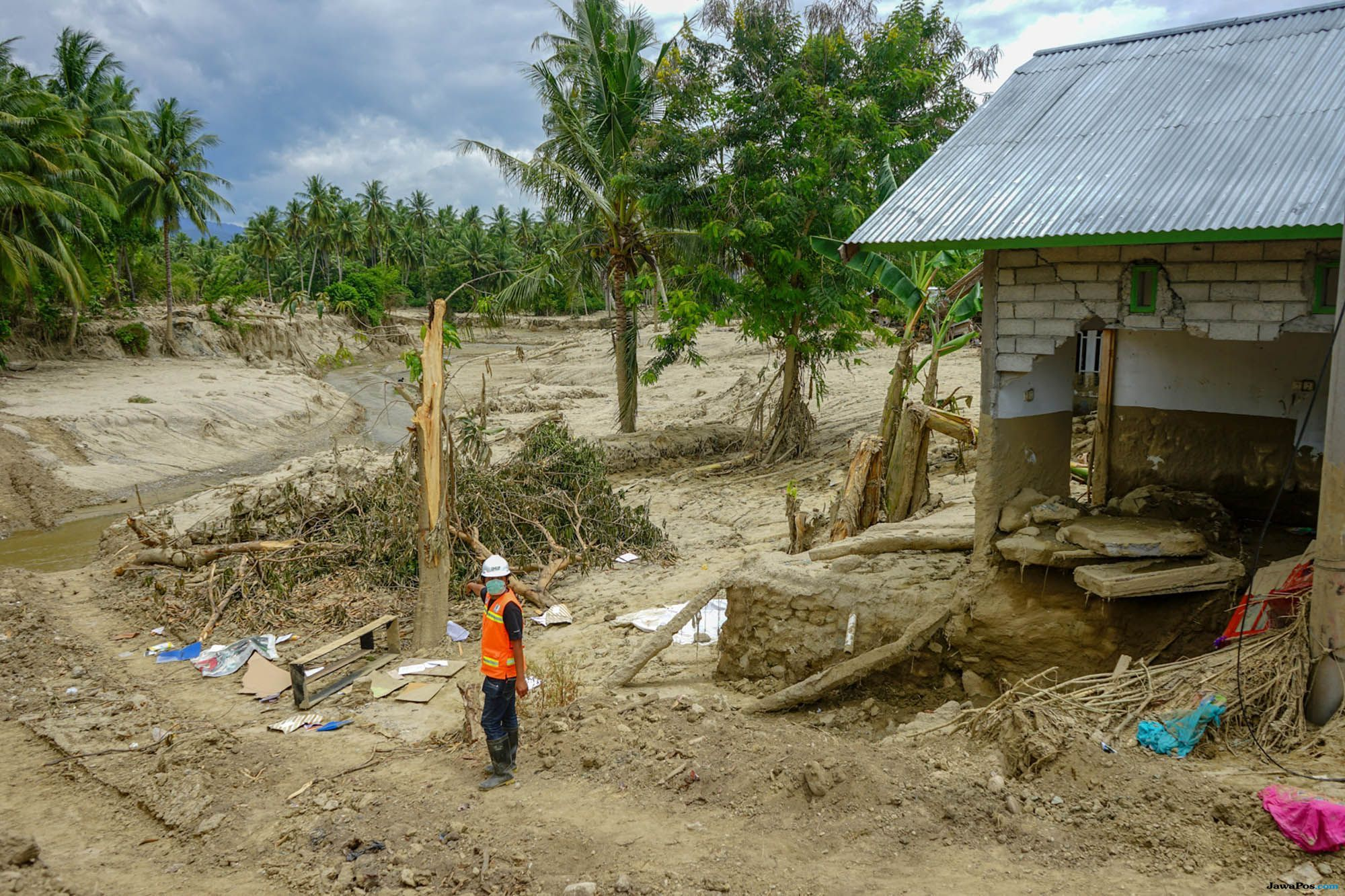 Sesuai SOP, Pencarian Korban Gempa Sulteng Tidak Dilanjutkan