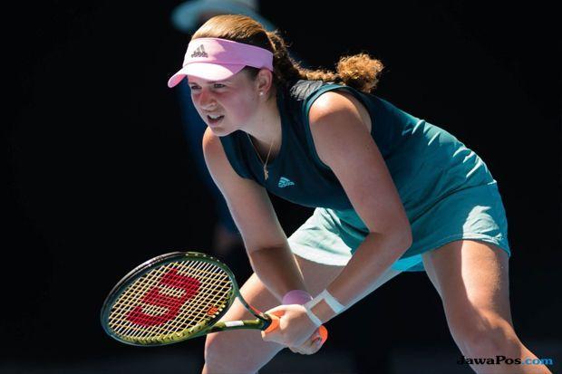 Tenis, Australia Terbuka 2019, Jelena ostapenko