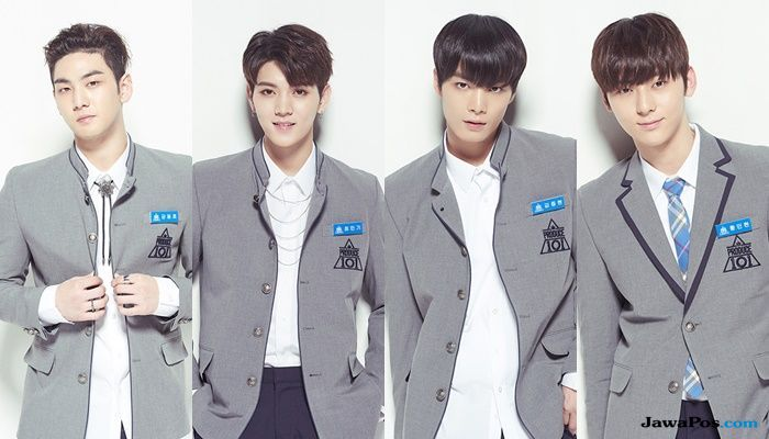 Siap Bersaing, NU'EST Perbarui Kontrak dengan Pledis Entertainment