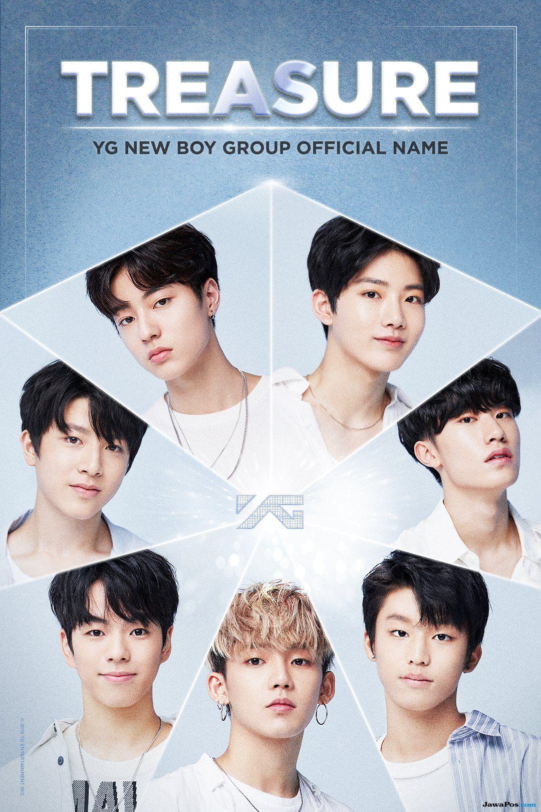 Siap Didebutkan, YG Entertainment Umumkan Nama Boygrup Barunya