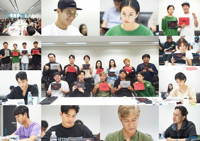 Siap Syuting, Pemain Drama 'Luther' Versi Korea Baca Naskah Pertama