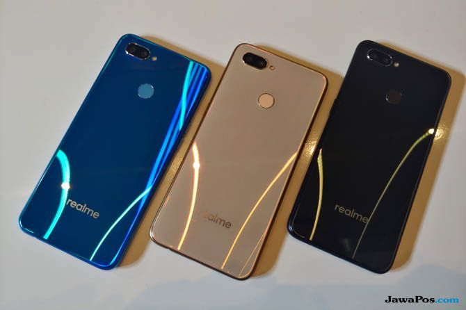 Realme U1, Realme Smartphone Multikamera, Realme Smartphone Gaming