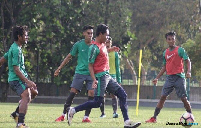 Evan Dimas Darmono, Ilham Udin, Timnas U-23 Indonesia, Timnas U-23, Asian Games 2018