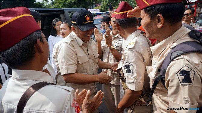 Ketua Badan Pemenangan Nasional (BPN) Prabowo-Sandi, Djoko Santoso