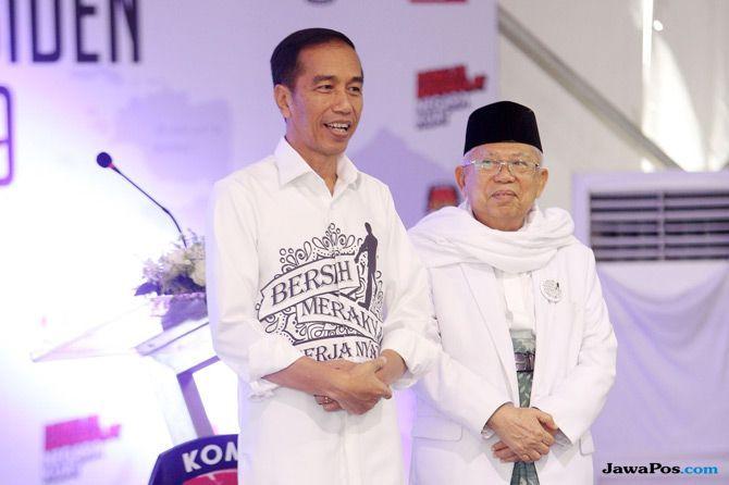 Strategi Kubu Jokowi Agar Kampanye Capres Berefek ke Caleg