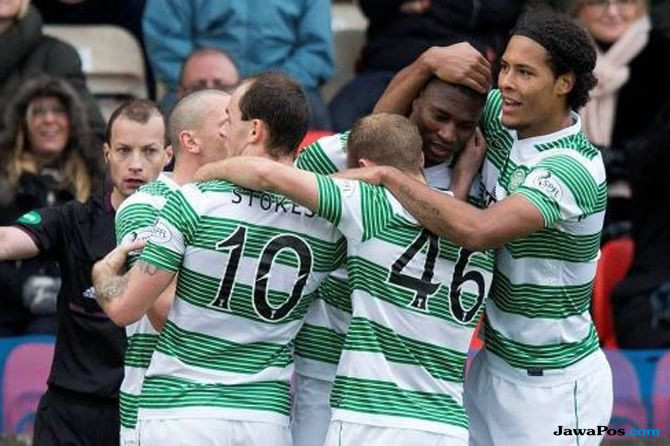 Amido Balde, Persebaya Surabaya, Virgil van Dijk, Celtic FC