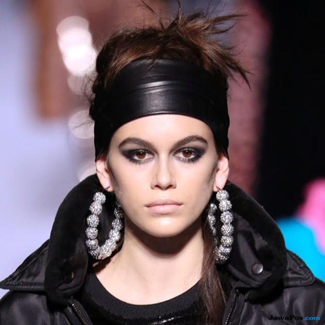 Super Chic, Ini Make-up dan Gaya Rambut di New York Fashion Week