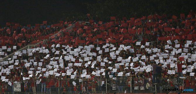 Piala AFF U-16 2018, Timnas U-16, Timnas U-16 Indonesia, Semifinal, Malaysia, Suporter Indonesia