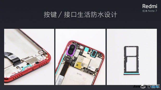 Redmi Note 7, Redmi Note 7 anti air, Redmi Note 7 fitur rahasia