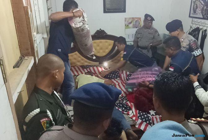 Polisi Tangkap Oknum TNI dan Brimob Diduga Bandar Narkoba