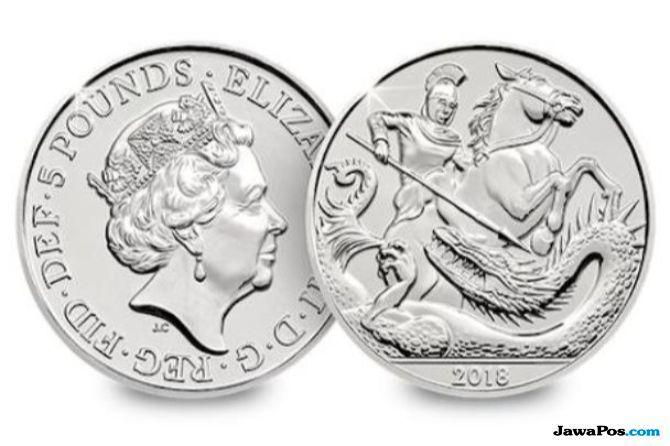 Pangeran George, koin Pangeran George, Pangeran George ulang tahun