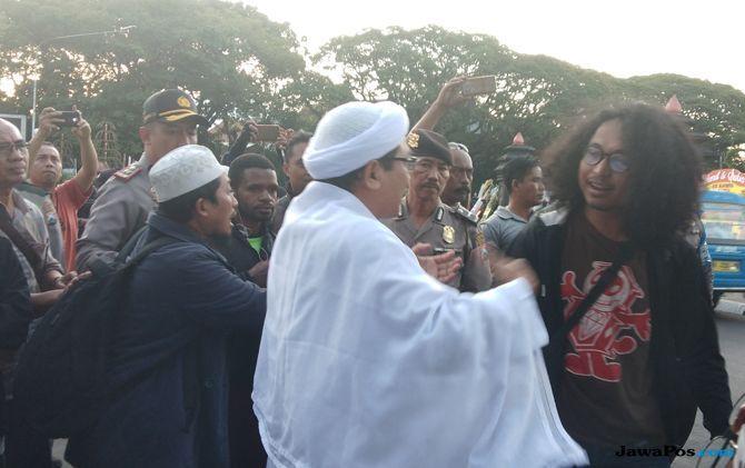 Tak Kantongi Izin, Aksi Kamisan di Malang Dibubarkan Sekelompok Massa