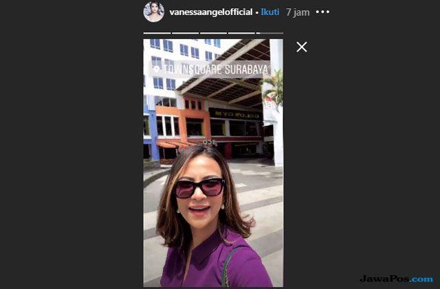 Tak Tahu Soal Prostitusi, Manajer Benarkan Vanessa Angel ke Surabaya