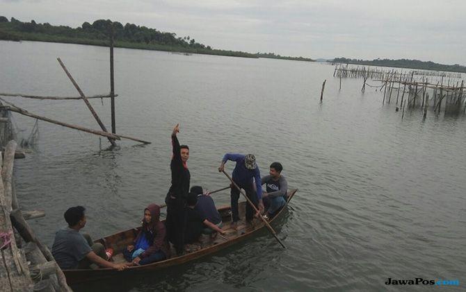 Nelayan di Batam