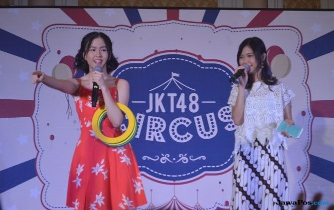 Tampil di Cirebon, JKT48 Puaskan Para Fansnya