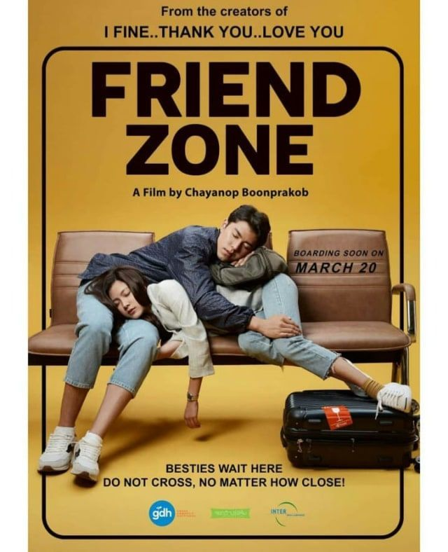tayang di friend zone film box office thailand wajib