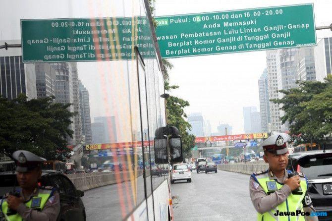 Terapkan Ganjil Genap, Dishub Bandung Tak Siapkan Jalur Alternatif