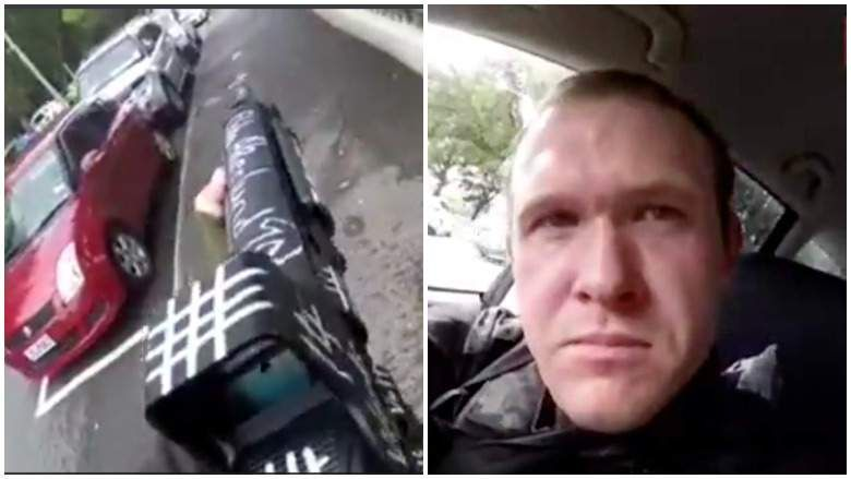 penembakan masal, penembakan, masjid selandia baru, selandia baru,