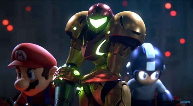 Super Smash Bros, game Super Smash Bros