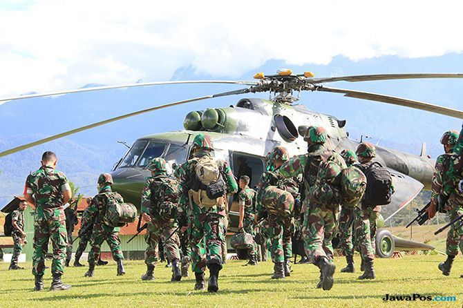 TNI Ultimatum Separatis Papua: Menyerah atau Kami Selesaikan!