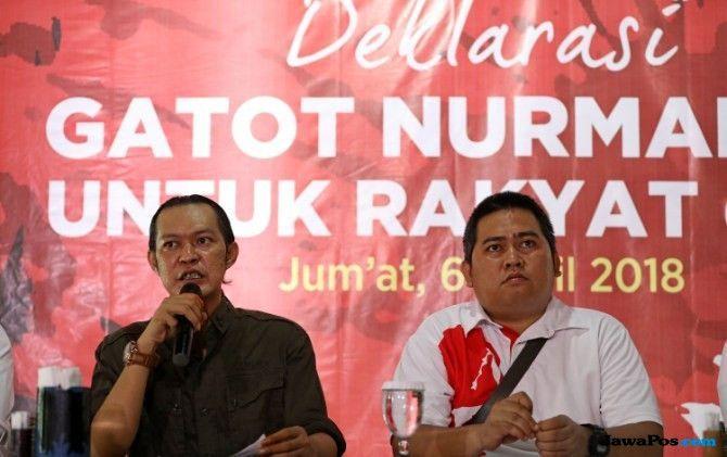 Relawan Gatot Nurmantyo