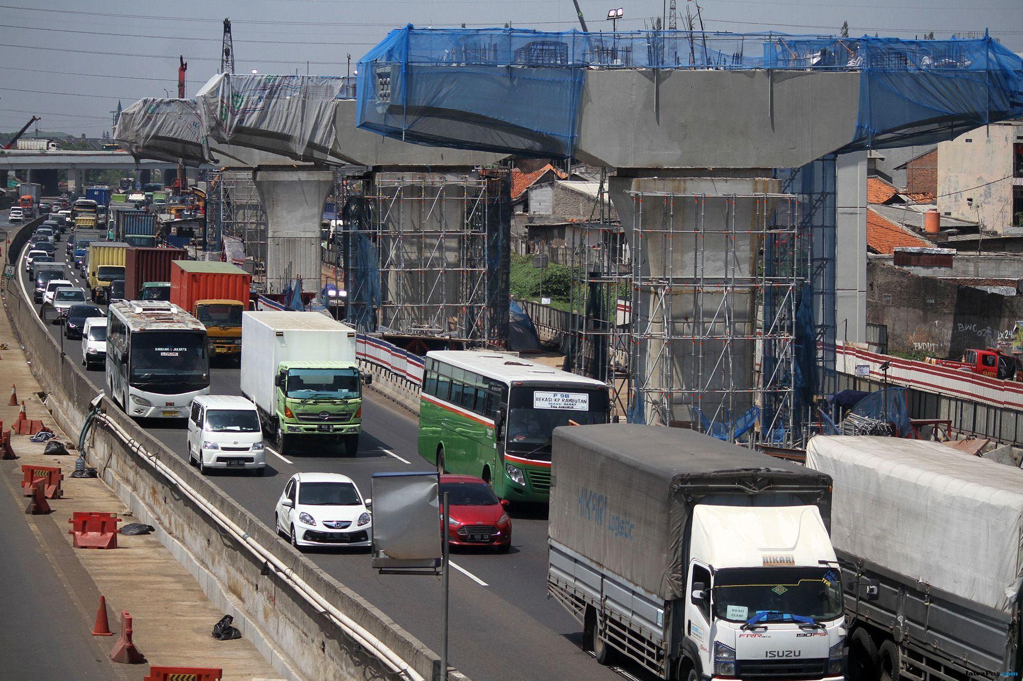 Tol Trans-Jawa Tersambung, Waktu Tempuh Libur Nataru Semakin Pendek