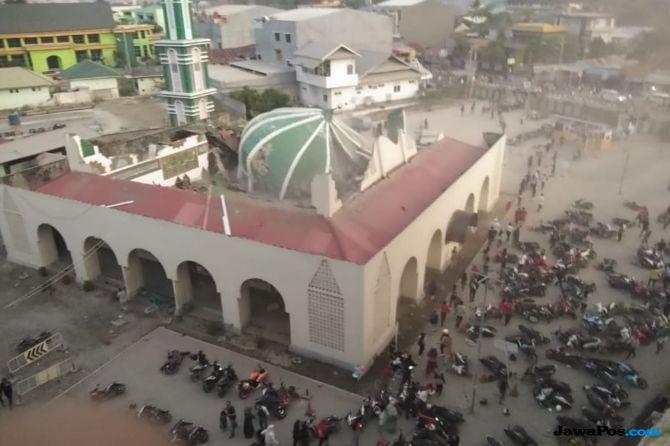 Total 832 Orang Tewas Akibat Gempa dan Tsunami di Sulteng