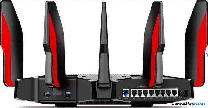 TP-Link, TP-Link Router Terbaru, TP-Link Archer C5400X,