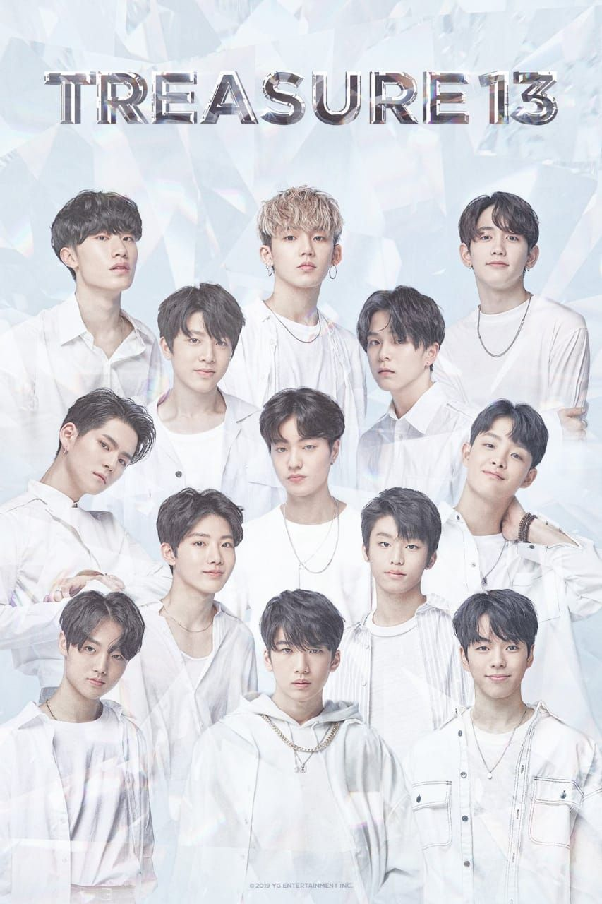 TREASURE dan MAGNUM, YG Entertainment Pastikan TREASURE 13 Debut