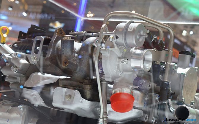 Turbocharger Dongkrak Kenyamanan DFSK Glory 580