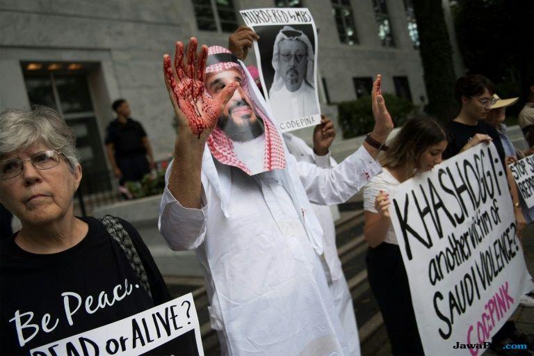 khashoggi, khashoggi dibunuh, wartawan, turki,