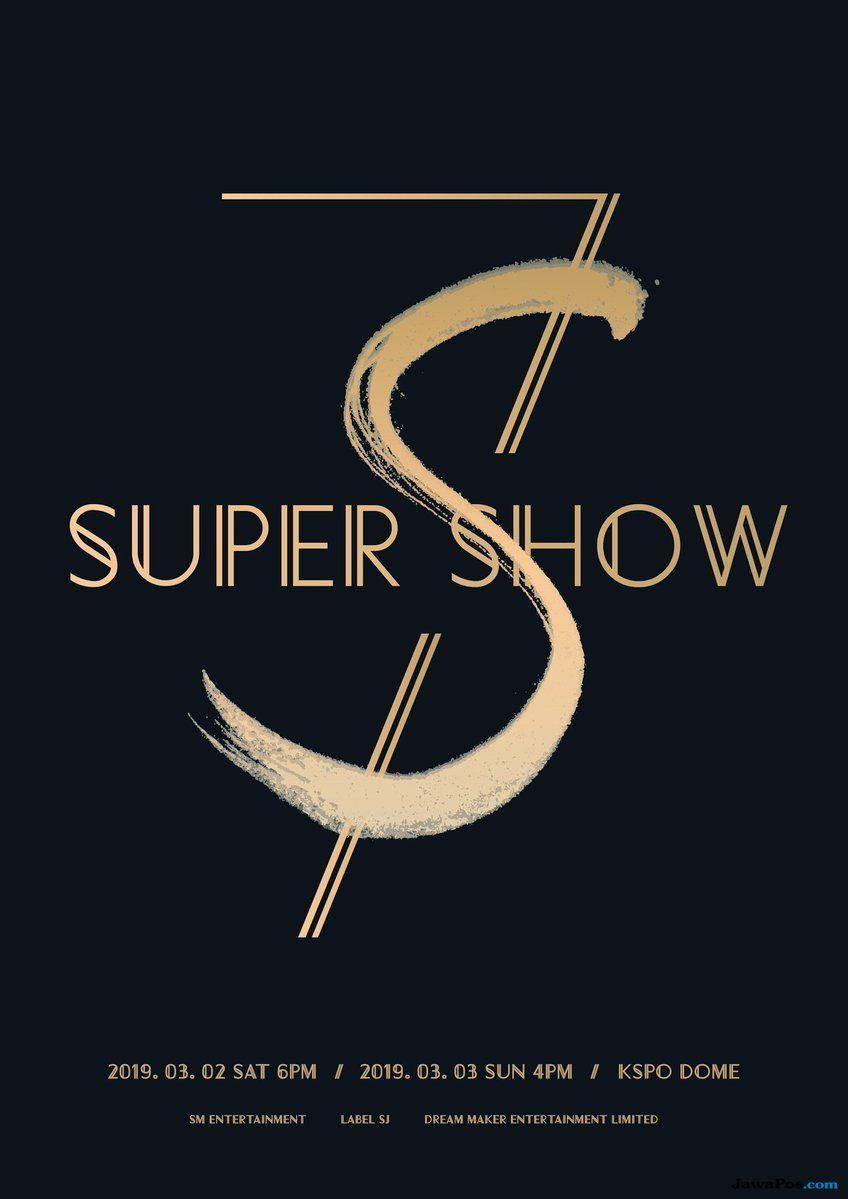 Tutup Super Show 7, Super Junior Gelar Konser Encore Super Show 7S