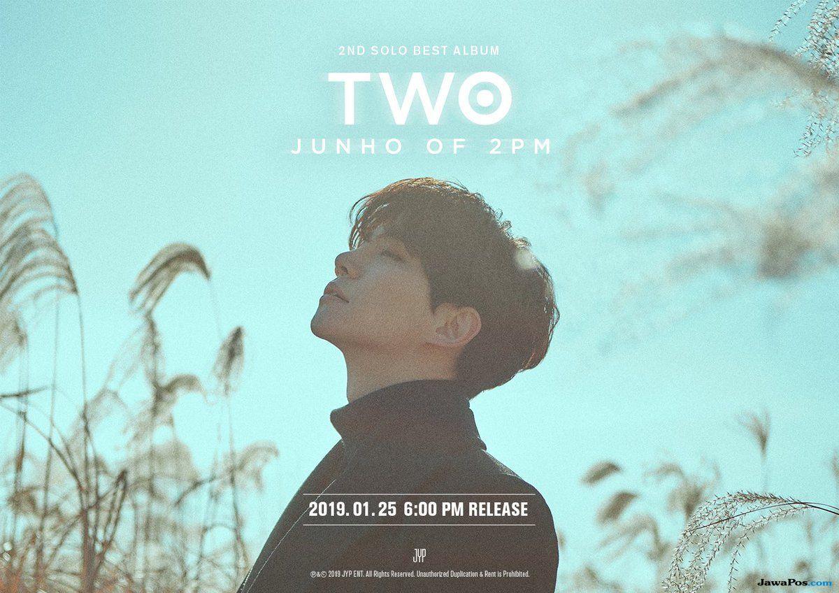Ulang Tahun ke-30, Junho 2PM Rilis Album Kompilasi Kedua Bertajuk TWO