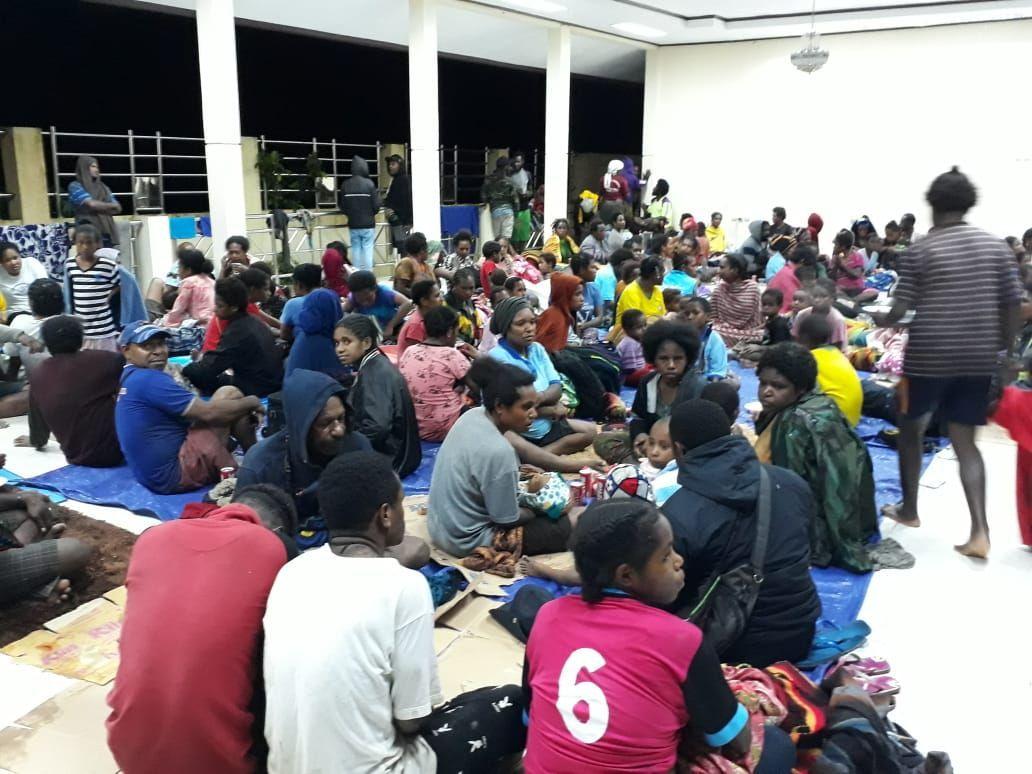Update Banjir Sentani: Korban Tewas 58 Orang