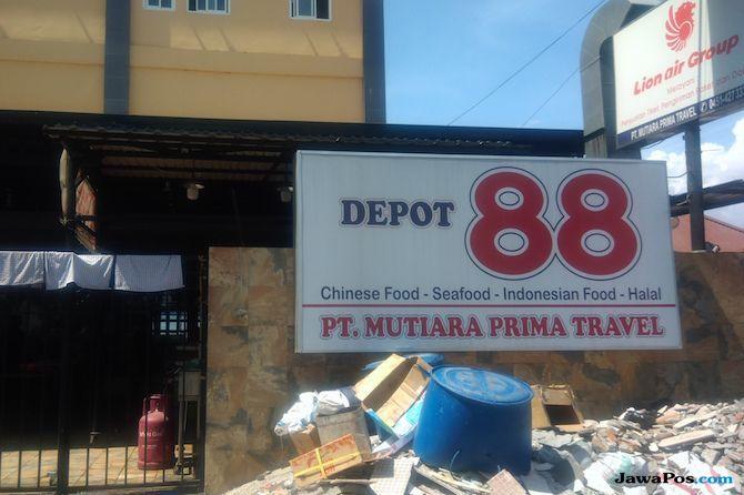 Depot 88 Palu