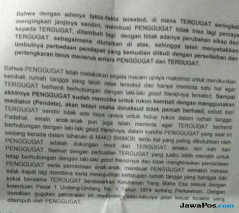 Viral Alasan Gugatan Cerai Ahok Ini Penjelasan Pn Jakarta