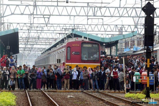 Waktu Tempuh KRL Tujuan Bogor dari Stasiun Manggarai Tambah 10 Menit