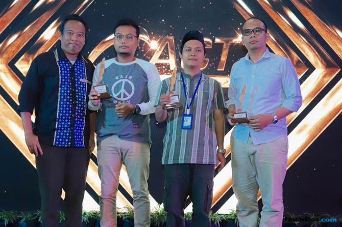 Wartawan JawaPos.com Raih Anugerah Jurnalistik Kemanusiaan