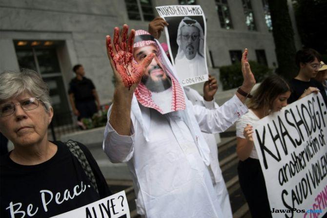 Khashoggi, AS, arab saudi, trump, MBS, raja salman,
