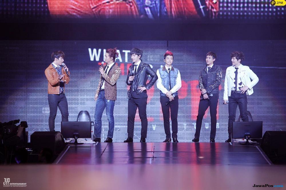 Wooyoung 2PM: Aku Merindukan Member 2PM Lainnya