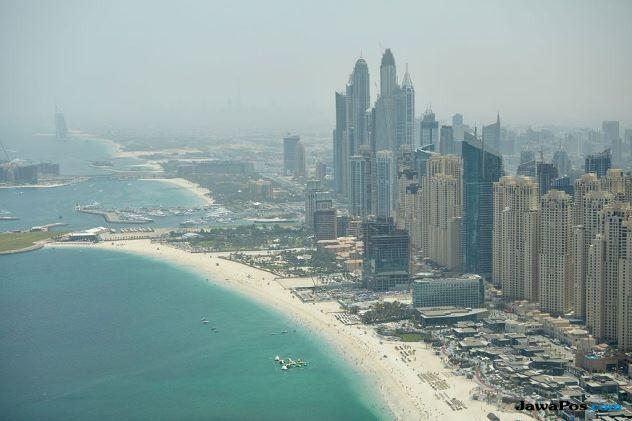 Wow, Pengemis di Dubai Terciduk Sembunyikan Uang Rp 380 Juta