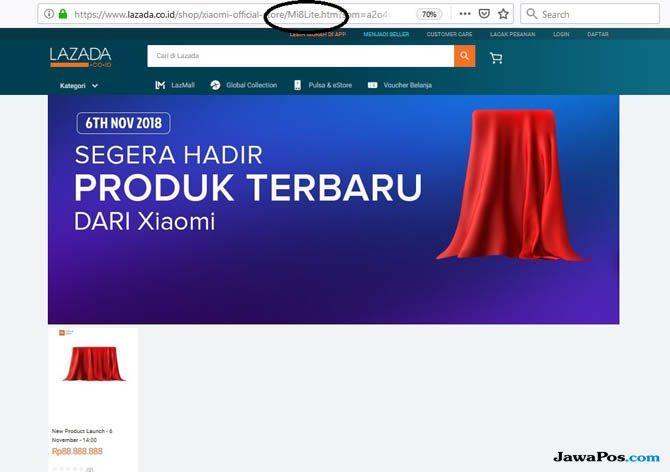 Xiaomi Mi 8 Lite, Mi 8 Lite Indonesia, Xiaomi Mi 8 Lite meluncur