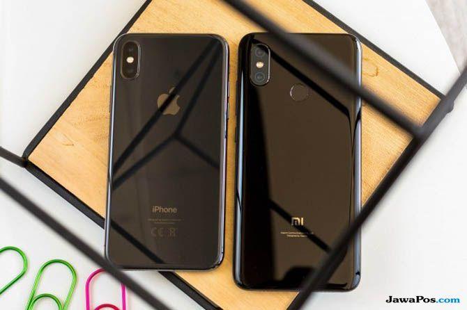 Xiaomi, Xiaomi masuk amerika, xiaomi apple